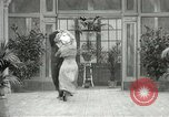 Image of Couple performing dances for camera Europe, 1913, second 53 stock footage video 65675063369
