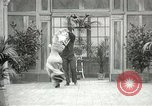 Image of Couple performing dances for camera Europe, 1913, second 54 stock footage video 65675063369