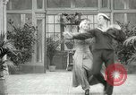 Image of Couple performing dances for camera Europe, 1913, second 58 stock footage video 65675063369