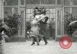 Image of Couple performing dances for camera Europe, 1913, second 61 stock footage video 65675063369