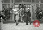 Image of Couple performing dances for camera Europe, 1913, second 62 stock footage video 65675063369