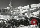 Image of Scenes from the 1948 Winter Olympic Games St. Moritz Switzerland, 1948, second 5 stock footage video 65675063372