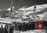Image of Scenes from the 1948 Winter Olympic Games St. Moritz Switzerland, 1948, second 8 stock footage video 65675063372