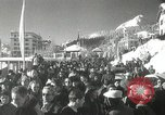 Image of Scenes from the 1948 Winter Olympic Games St. Moritz Switzerland, 1948, second 11 stock footage video 65675063372