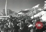 Image of Scenes from the 1948 Winter Olympic Games St. Moritz Switzerland, 1948, second 12 stock footage video 65675063372