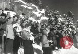 Image of Scenes from the 1948 Winter Olympic Games St. Moritz Switzerland, 1948, second 17 stock footage video 65675063372