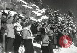 Image of Scenes from the 1948 Winter Olympic Games St. Moritz Switzerland, 1948, second 18 stock footage video 65675063372