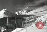 Image of Scenes from the 1948 Winter Olympic Games St. Moritz Switzerland, 1948, second 25 stock footage video 65675063372