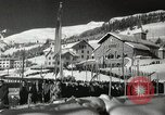 Image of Scenes from the 1948 Winter Olympic Games St. Moritz Switzerland, 1948, second 27 stock footage video 65675063372