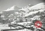 Image of Scenes from the 1948 Winter Olympic Games St. Moritz Switzerland, 1948, second 32 stock footage video 65675063372