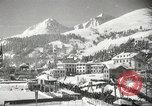 Image of Scenes from the 1948 Winter Olympic Games St. Moritz Switzerland, 1948, second 33 stock footage video 65675063372