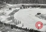 Image of Scenes from the 1948 Winter Olympic Games St. Moritz Switzerland, 1948, second 38 stock footage video 65675063372