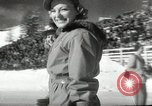 Image of Scenes from the 1948 Winter Olympic Games St. Moritz Switzerland, 1948, second 42 stock footage video 65675063372