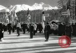Image of Scenes from the 1948 Winter Olympic Games St. Moritz Switzerland, 1948, second 43 stock footage video 65675063372