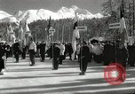 Image of Scenes from the 1948 Winter Olympic Games St. Moritz Switzerland, 1948, second 44 stock footage video 65675063372