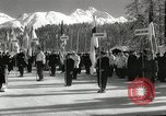 Image of Scenes from the 1948 Winter Olympic Games St. Moritz Switzerland, 1948, second 45 stock footage video 65675063372