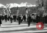 Image of Scenes from the 1948 Winter Olympic Games St. Moritz Switzerland, 1948, second 46 stock footage video 65675063372