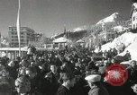 Image of Scenes from the 1948 Winter Olympic Games St. Moritz Switzerland, 1948, second 51 stock footage video 65675063372