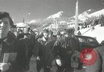 Image of Scenes from the 1948 Winter Olympic Games St. Moritz Switzerland, 1948, second 60 stock footage video 65675063372