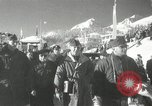 Image of Scenes from the 1948 Winter Olympic Games St. Moritz Switzerland, 1948, second 61 stock footage video 65675063372