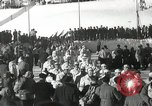 Image of Winter Olympics Canada, 1948, second 38 stock footage video 65675063374