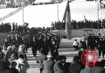 Image of Winter Olympics Canada, 1948, second 58 stock footage video 65675063374