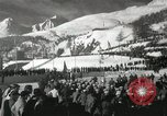 Image of Winter Olympics Canada, 1948, second 27 stock footage video 65675063375