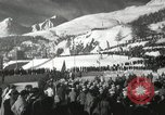 Image of Winter Olympics Canada, 1948, second 28 stock footage video 65675063375