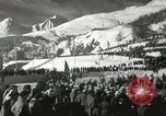 Image of Winter Olympics Canada, 1948, second 30 stock footage video 65675063375
