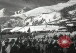 Image of Winter Olympics Canada, 1948, second 33 stock footage video 65675063375