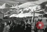 Image of Winter Olympics Canada, 1948, second 40 stock footage video 65675063375
