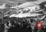 Image of Winter Olympics Canada, 1948, second 44 stock footage video 65675063375