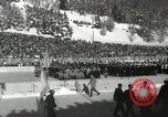 Image of Winter Olympics Canada, 1948, second 58 stock footage video 65675063375