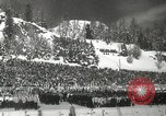 Image of Winter Olympics Canada, 1948, second 62 stock footage video 65675063375