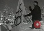 Image of Winter Olympics Canada, 1948, second 30 stock footage video 65675063378