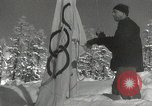 Image of Winter Olympics Canada, 1948, second 31 stock footage video 65675063378