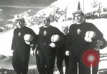 Image of Winter Olympics Canada, 1948, second 7 stock footage video 65675063380
