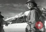 Image of Winter Olympics Canada, 1948, second 26 stock footage video 65675063380