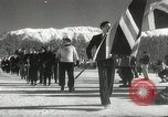 Image of Winter Olympics Canada, 1948, second 38 stock footage video 65675063380