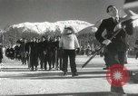 Image of Winter Olympics Canada, 1948, second 39 stock footage video 65675063380