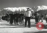 Image of Winter Olympics Canada, 1948, second 40 stock footage video 65675063380