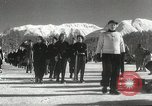 Image of Winter Olympics Canada, 1948, second 41 stock footage video 65675063380