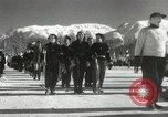 Image of Winter Olympics Canada, 1948, second 42 stock footage video 65675063380