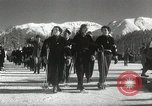 Image of Winter Olympics Canada, 1948, second 43 stock footage video 65675063380