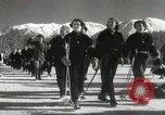 Image of Winter Olympics Canada, 1948, second 44 stock footage video 65675063380