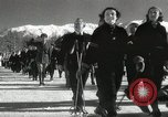 Image of Winter Olympics Canada, 1948, second 45 stock footage video 65675063380