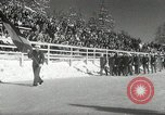 Image of Winter Olympics Canada, 1948, second 58 stock footage video 65675063380