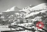 Image of Winter Olympics Canada, 1948, second 8 stock footage video 65675063381