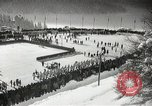 Image of Winter Olympics Canada, 1948, second 17 stock footage video 65675063381