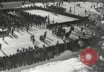 Image of Winter Olympics Canada, 1948, second 30 stock footage video 65675063381